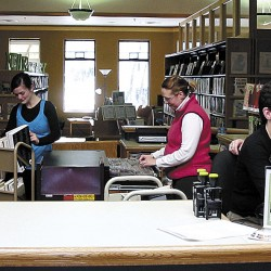 Larger space gives options to Brewer library