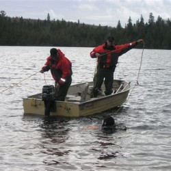 Body of man missing after trying to swim across Aroostook County lake recovered