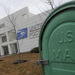 Hampden postal facility workers, supporters grateful for Susan Collins' efforts
