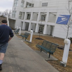 Workers rally to save US Postal Service, say proposed federal bill would restore financial footing