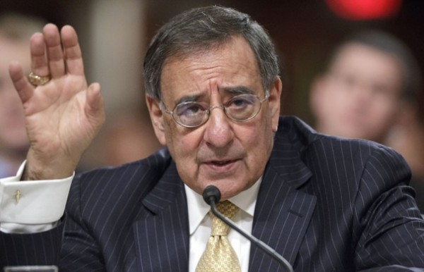 Defense Secretary Leon Panetta testifies on Capitol Hill in Washington. Panetta says he regrets the cost to taxpayers of his weekend trips to his California home, which cost about $32,000 for reach round trip.