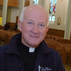 Maine Catholics mourn beloved priest Blanchette