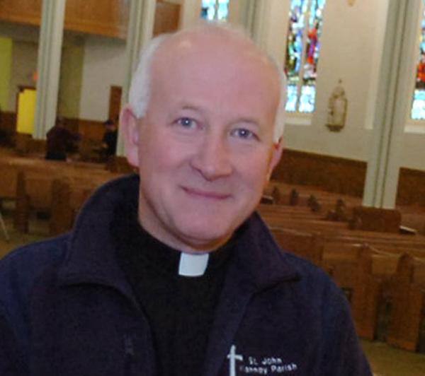 Rev. James L. Nadeau