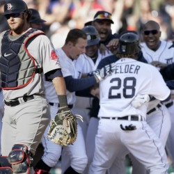 Red Sox beat Tigers 14-1 for 11th win in 13 games