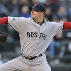Lester hurls Red Sox past White Sox, 10-2
