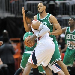 Celtics take Brooks, trade him to Nets for Johnson