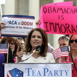 Tea party will be in spotlight at tonight's debate