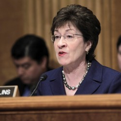 Susan Collins says Secret Service prostitution scandal highlights lack of female agents