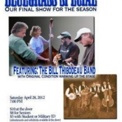 The Bill Thibodeau Band and Original Condition