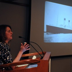 Waldo County girl remembers those lost in Titanic sinking