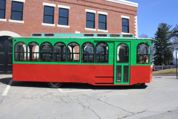 The Presque Isle Historical Society is getting ready for its most ambitious season to date with the unveiling of a historic trolley. The society plans citywide tours, museum crawls and other events throughout the summer with the trolley.