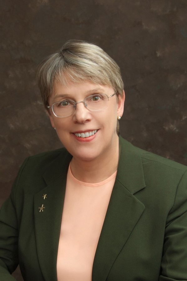 Joyce Hedlund, president of Washington County Community College in Calais.