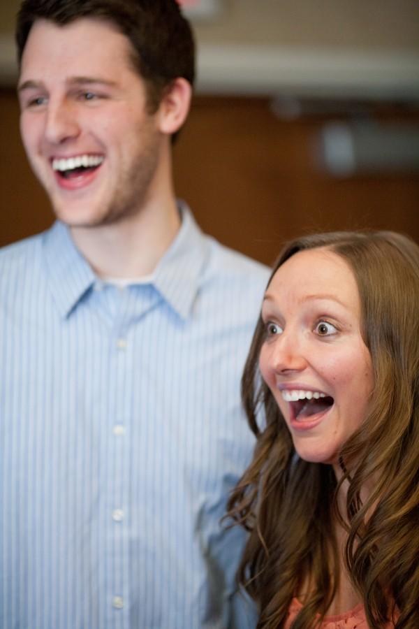 Real Maine Wedding winners Alyssa Kavanagh and Nick Planeta of Cambridge, Mass.