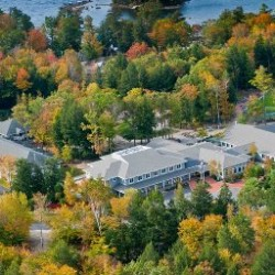 Camp Sunshine is located on the shores of Sebago Lake in Casco, Maine