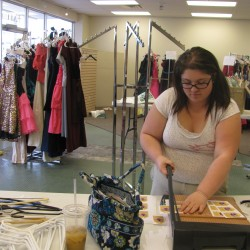 Cinderella Project gives girls dresses to help make prom affordable