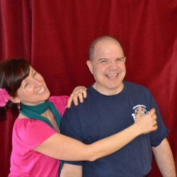 Rockland Fire Chief Charlie Jordan and Swing & Sway Dancing's Bonny Branch will take the stage at The Camden Opera House April 27 to show off their Cha Cha in the 4th annual Dancing with Local Stars!