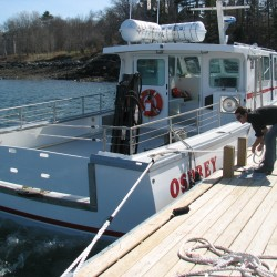 COA commissions new vessel for marine programs