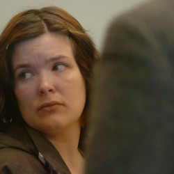 Orono woman stands trial for allegedly breaking leg of 9-month-old son