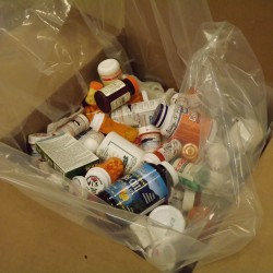 Dover-Foxcroft police install drop-off box for unwanted prescription drugs