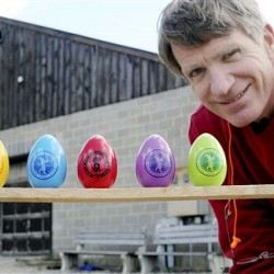 Maine wooden eggs, Wompkees to be featured at White House Easter Egg Roll