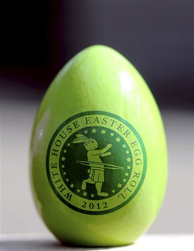 For six years, Wells Wood Turning and Finishing in Buckfield, Maine, has made the official collectible White House Easter eggs used in the annual Easter Egg Roll on the White House lawn.