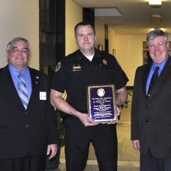 Maine Elks honor Somerset County Deputy Sheriff