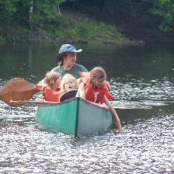 JOIN US on the Camp Forest Passagassawaukeag River Trip