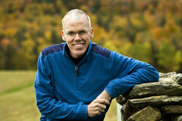 Bill McKibben, author and environmental activist, will be the keynote speaker of the 18th HOPE Festival at the University of Maine in Orono on Saturday, April 21, 2012.