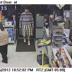 Police seek suspect in pair of pharmacy robberies