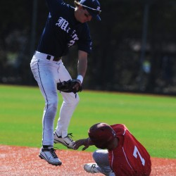 UMaine baseball rallies to split with Binghamton