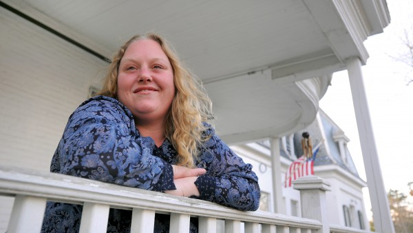 Jessica Payne, 34, of Bangor has been off drugs and taking methadone for three years. Payne believes that the availability of the methadone treatment and the support has been key to her recovery. &quotI have needed all three years of treatment and would probably need one more. Cutting the funding would hurt people who are entering treatment now,&quot she said.