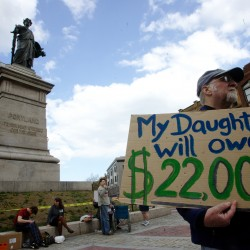 OccupyMaine to protest nation's growing student loan debt