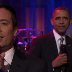 Michelle Obama shows off her 'mom dancing' with Jimmy Fallon