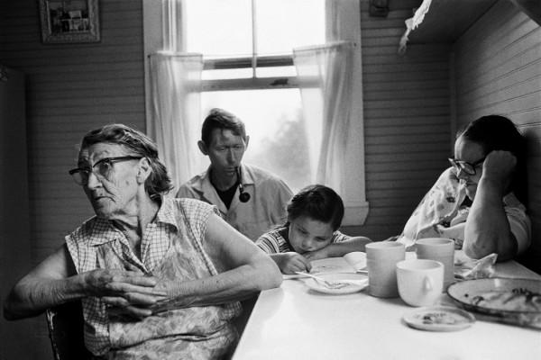 Grandma Rosie's kitchen, 1983