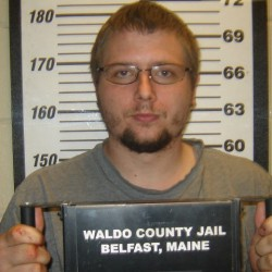 New Sharon man accused of drunkenly vandalizing art display, flowerpots in Belfast