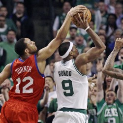 Celtics, minus guard Bradley, set for Sixers, Game 7