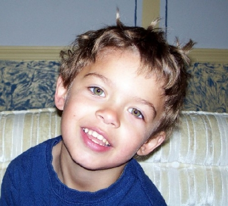 Hunter Burke of Cape Elizabeth was only 10 months old when he was diagnosed with atypical Hemolytic Uremic Syndrome, a rare disease that at the time affected only 1,000 children worldwide. He died in May 2008 from complications that arose during an attempted kidney-liver transplant at Mt. Sinai Hospital in New York.