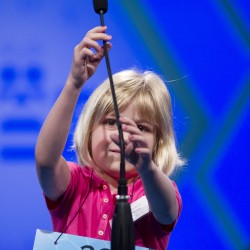 6-year-old Lori Anne Madison qualifies for National Spelling Bee