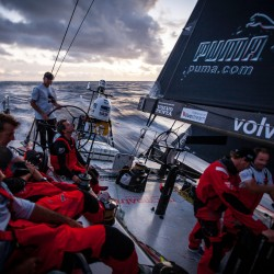 Volvo Ocean Race: Headed home