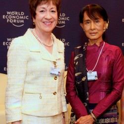 Sen. Susan Collins visits Thailand, Myanmar; to meet with Aung San Suu Kyi