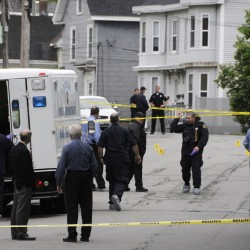 Police still interviewing people involved in First Street fatal stabbing