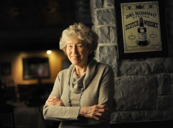 Recently, crime-writing doyenne Martha Grimes, 81, received the Mystery Writers of America''s highest award, the Grand Master, joining legendary honorees such as Agatha Christie, John le Carre and Elmore Leonard. Shown in an Arlington, Va., restaurant, Grimes is a Pittsburgh girl who spent summers in western Maryland and now lives in Bethesda, Md. Her newest book is &quotFadeaway Girl.&quot