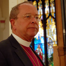 Gay NH bishop proud of Obama stance on gay marriage