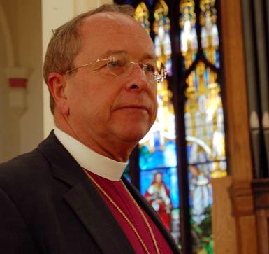 Gay ordination gene robinson episcopalian