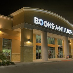 Former Borders stores to open as Books-A-Million in mid-November