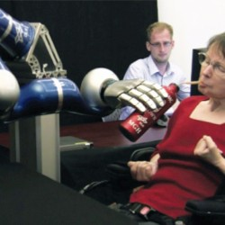 Mind-controlled robotic arm gets closer than ever to human limb