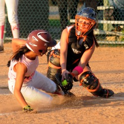 Messalonskee softball team edges Brewer in 11th