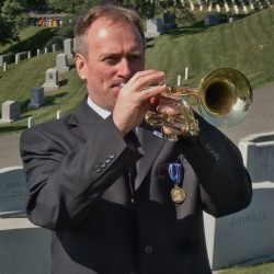 At JFK's funeral 50 years ago, a bugler's broken note spoke for a grieving nation