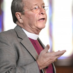 N.H. bishop to give talk in Portland