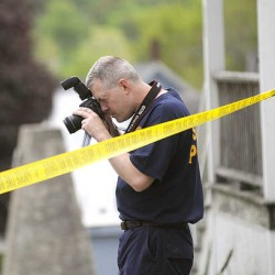 Lewiston police investigate report of man holding child over side of bridge